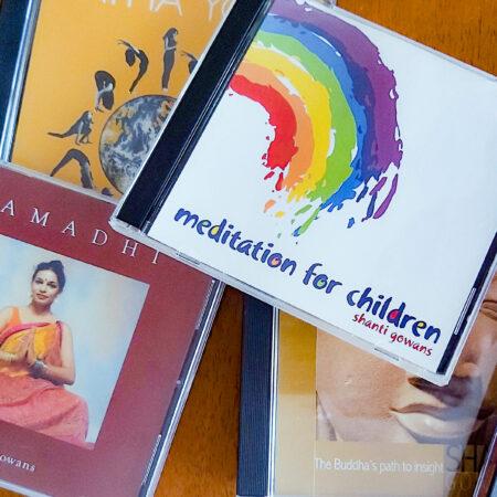 CDs, DVDs & MP3 audio