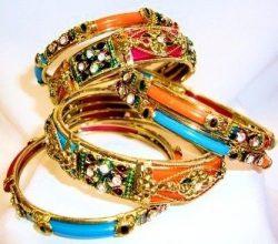 Indian Fusion Bangles