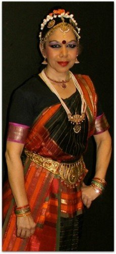 Kamala Shakti, Bollywood dance teacher