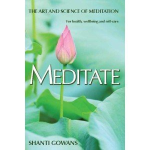 Meditate for health, wellbeing and self care