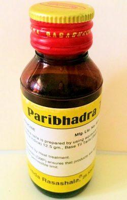 ParibhadraTaila