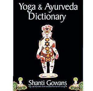 Yoga & Ayurveda Dictionary