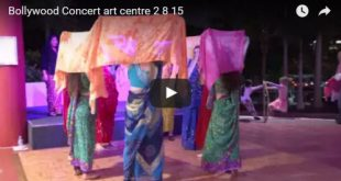 bollywood dance concert gold coast
