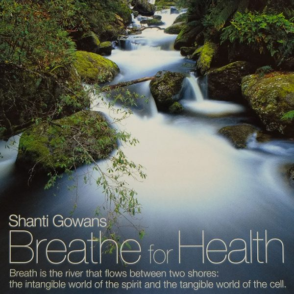 breathe for health cd cover
