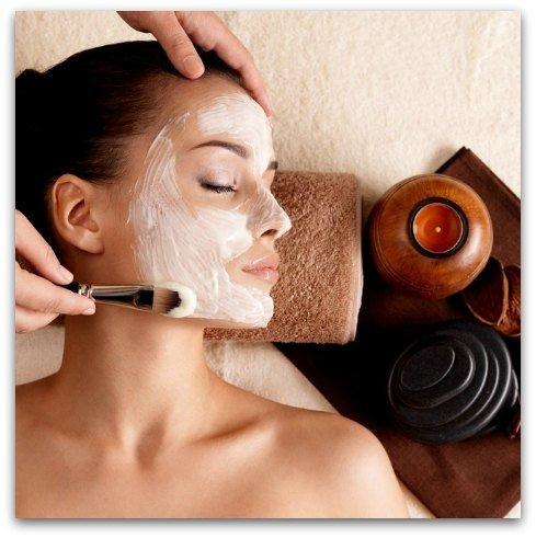 ayurvedic massage facial