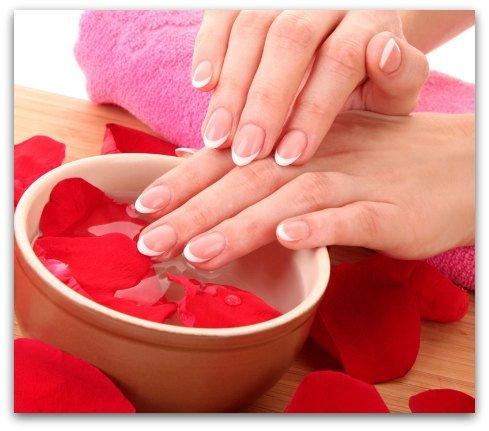 ayurvedic hand treatment