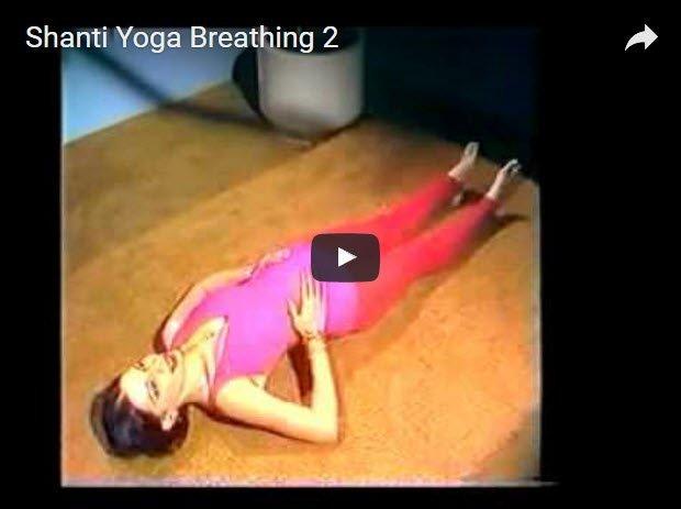 how to breathe yoga