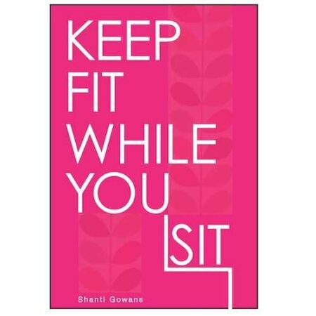keep fit while you sit e-book