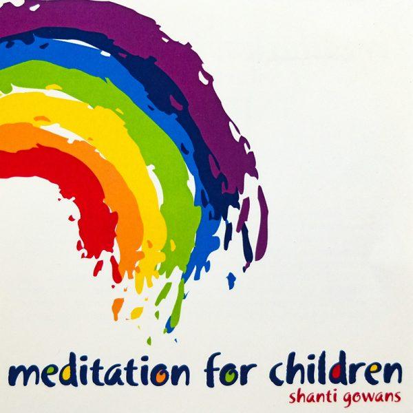 meditation for children cd cover