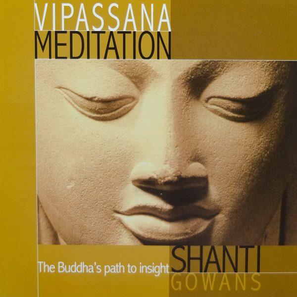 vipassana meditation cd cover