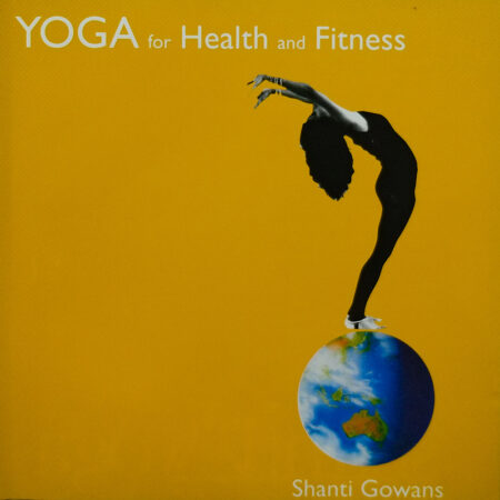 yoga for health and fitness cd cover